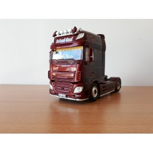 DAF XF SSC  TRACTEUR SOLO