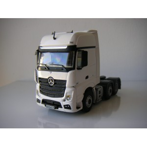 MERCEDES ACTROS GIGA SPACE