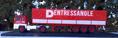 Renault semi TR280 Norbert Dentressangle